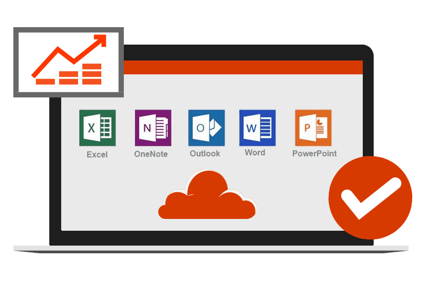 Dienstleistungen Administration Microsoft Office 365